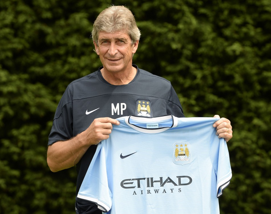 Manuel Pellegrini will be hoping for a good performance against Arsenal. (Photo: Reuters)