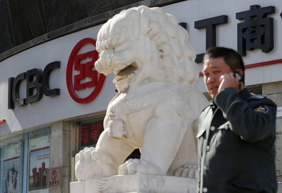Chinese banks lend aggressively in early July, 2013