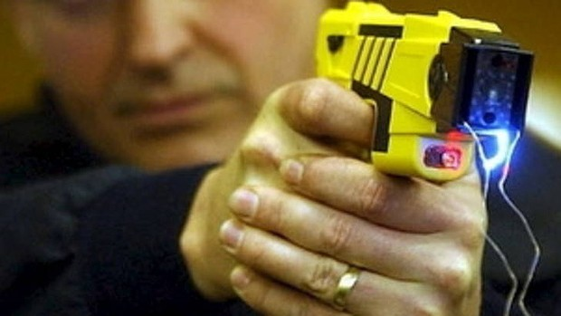 Taser is meant to incapacitate non-lethally