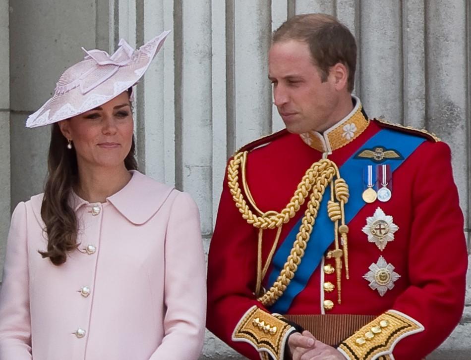 Duke and Duchess of Camrbidge
