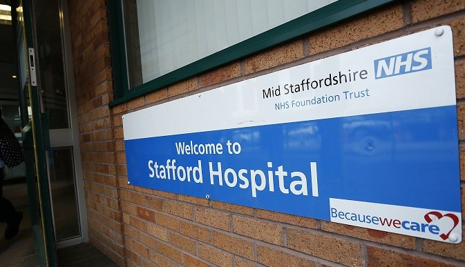 There could be a repeat of the Mid Staffs scandal in which up to 1,200 people died without radical changes (Reuters)