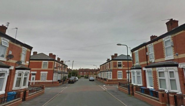 Beard Road, where Begley died from police taser blast
