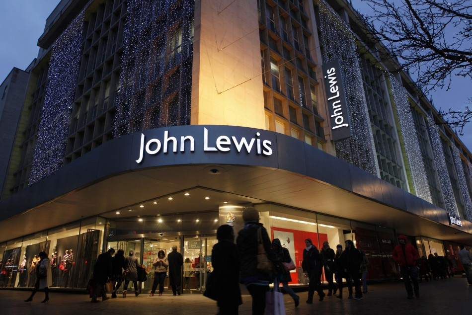John Lewis Director Peter Ruis Physical Stores Are