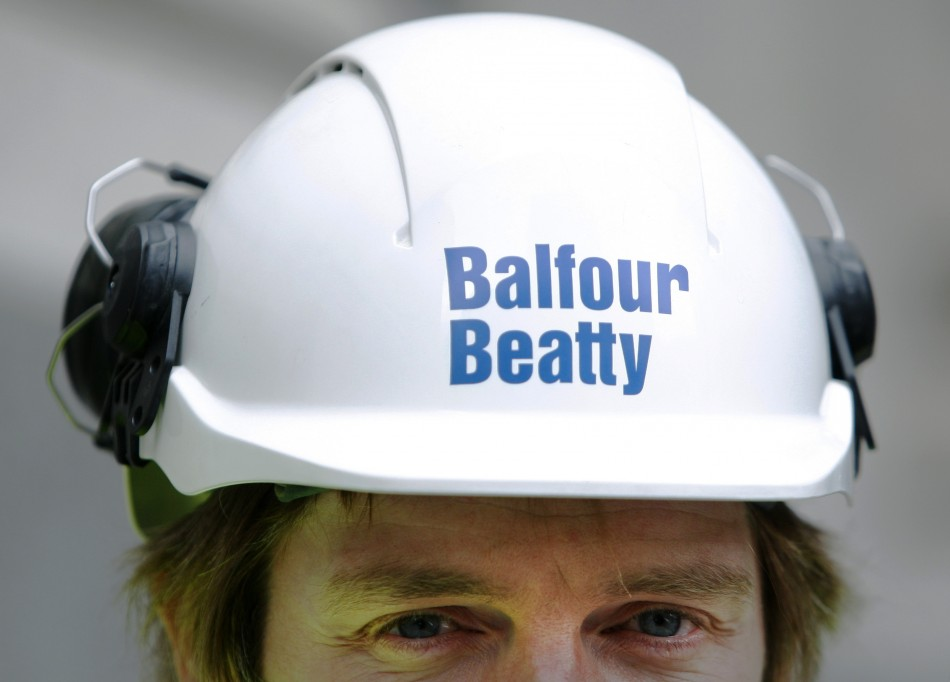 Balfour Beatty's stock rises 9.73% on 11 July