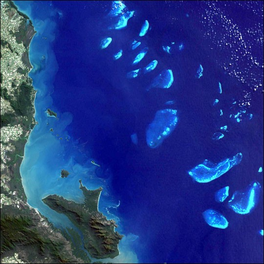 Australia's Great Barrier Reef is at risk, according to Unesco. (Wiki Commons)