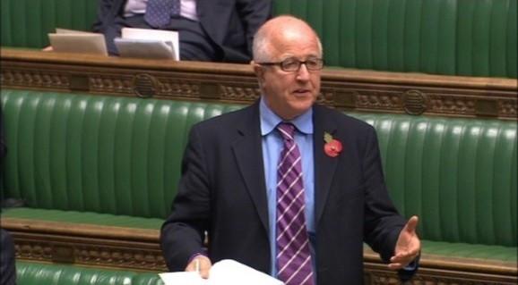 Denis Macshane as an MP