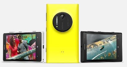 Nokia Lumia 1020 Launched Imaging
