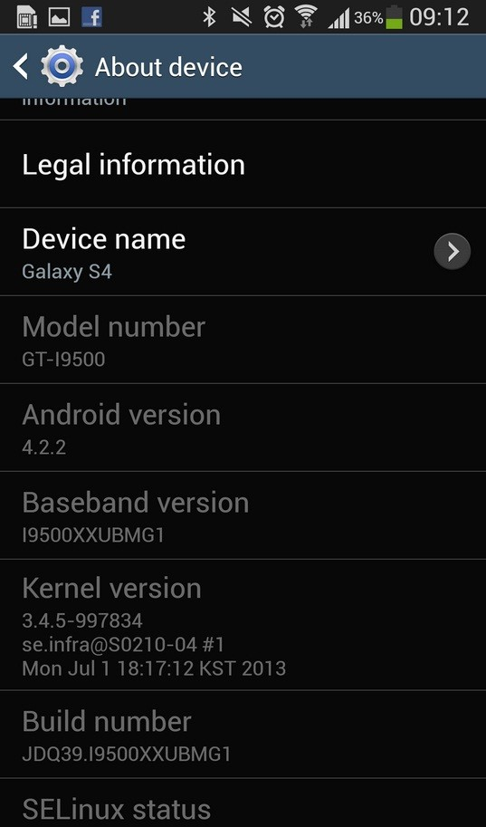 Galaxy S4 Exynos 5 Variant Receives Update to Improve ...