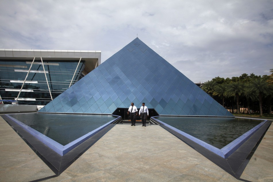 India's Infosys's stock surges almost 15% on 12 July