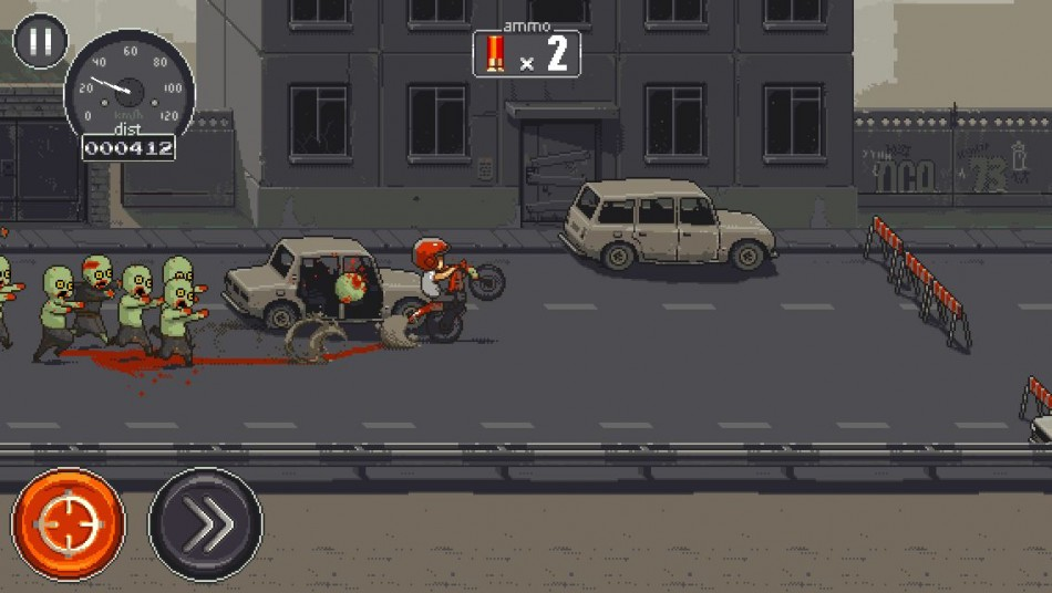 dead ahead iphone game
