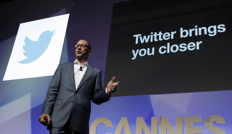 Twitter president Dick Costolo (Reuters)