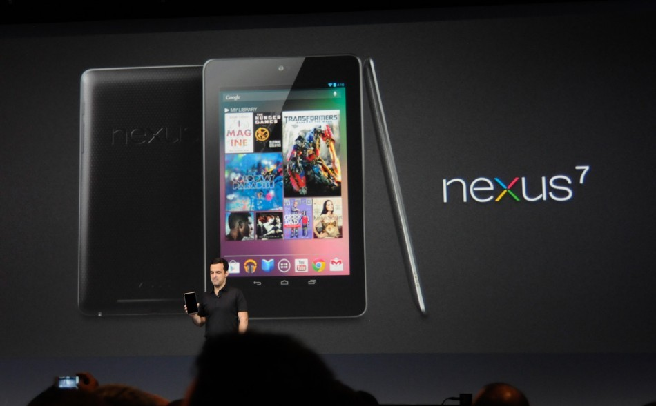 Second Generation Nexus 7
