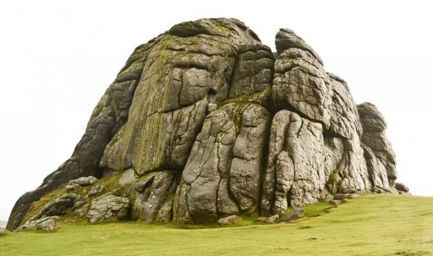 Haytor, on Dartmoor