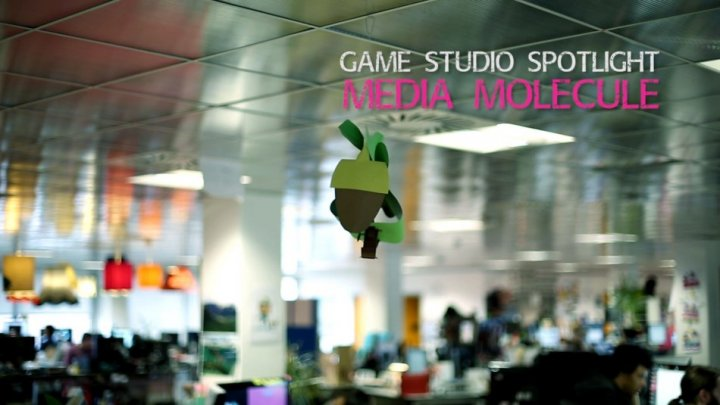 game studio spotlight media molecule