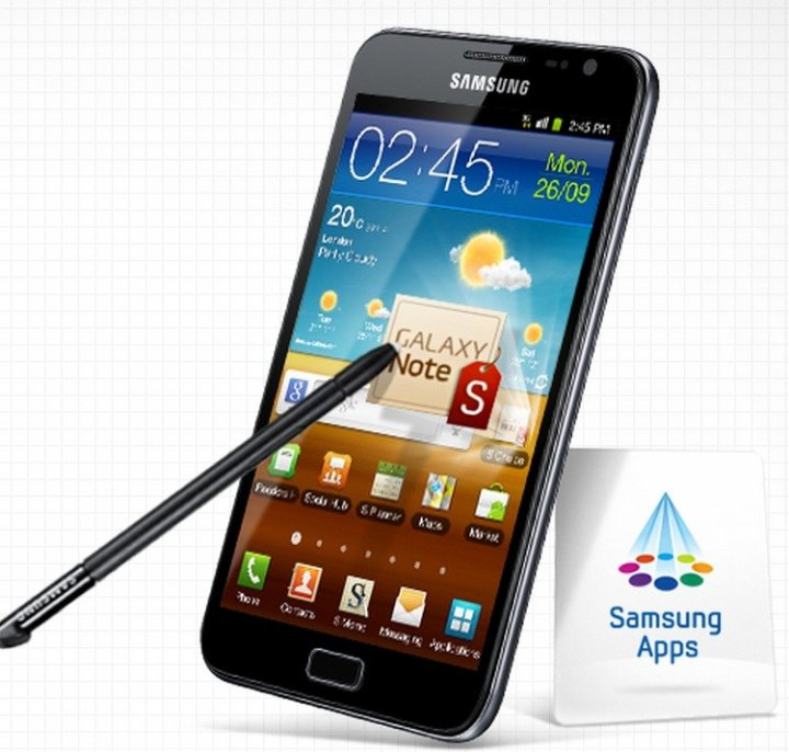 Madison : Galaxy note gt n7000 firmware download