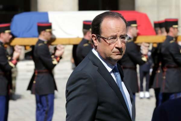Francois Illas New Tradition: Fitch Cuts France's Top Credit Rating Citing Economic