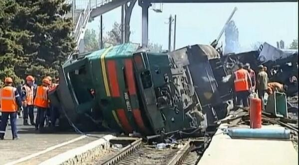 Bretigny-sur-Orge train crash