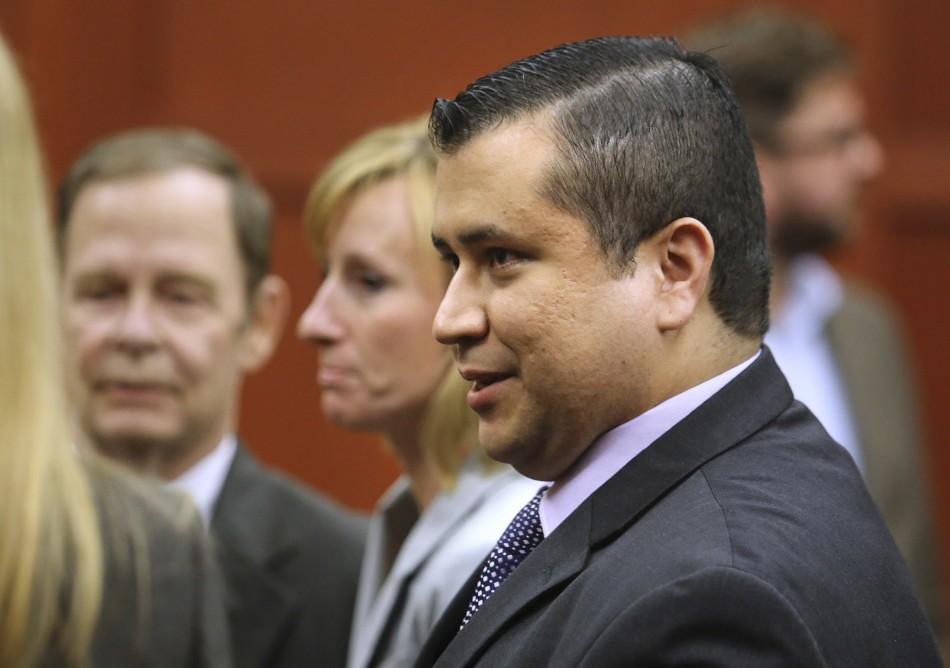 Zimmerman found not guilty of Trayvon Martin murder