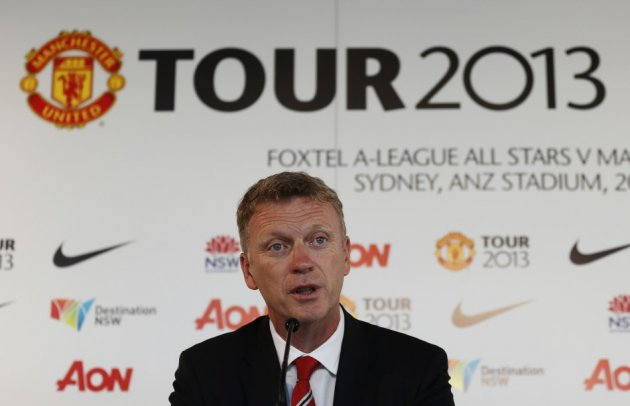 David Moyes [Manchester United FC]