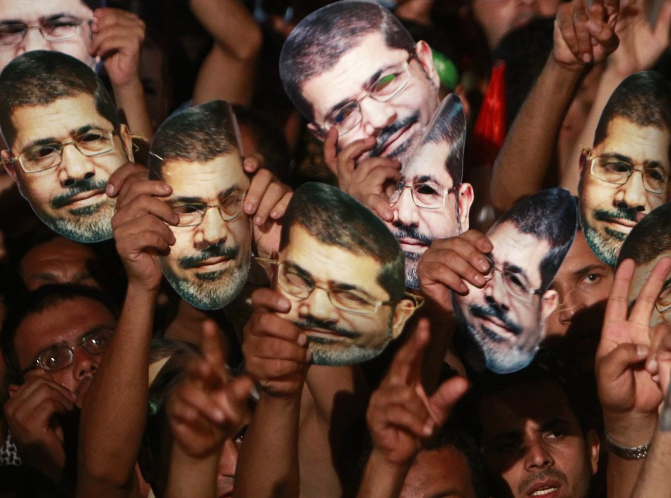 Interim administration launches criminal probe on Morsi