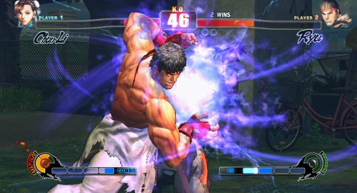 Street Fighter 4 (Courtesy: www.streetfighter.com)