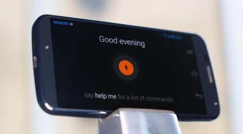 Moto X Voice Control