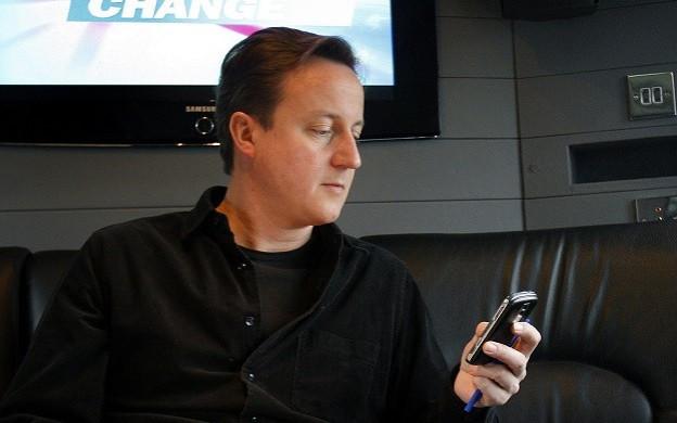 Keyword flop: Cameron gaffes on Twitter