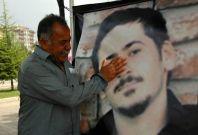 Grieving father of Gezi Park police victim Ali İsmail Korkmaz