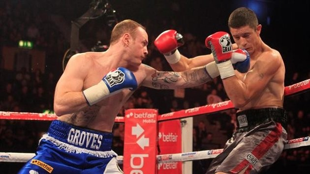 George Groves