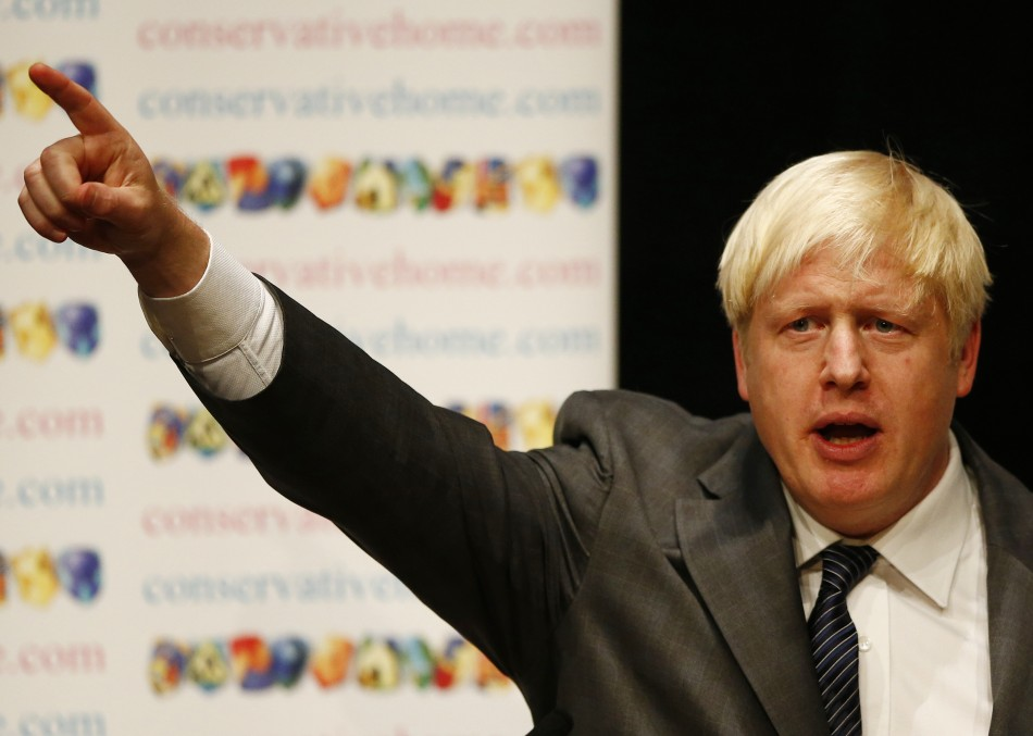 Take to the skies: Johnson wants more planes over London