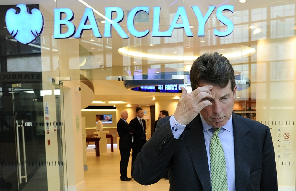 Barclays was the first to settle with authorities over Libor fixing and led to Bob Diamond leaving the bank (Photo: Reuters)
