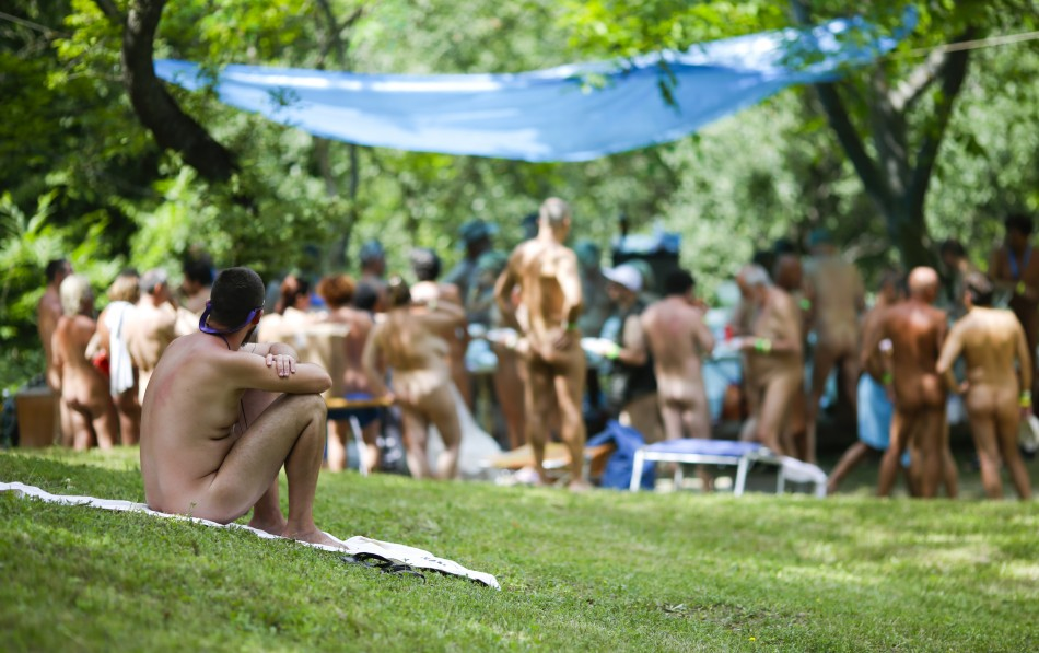 Nudism: Not illegal, but very challenging to some