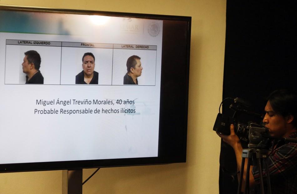 Mexico captures Zetas drug cartel leader Trevino Morales