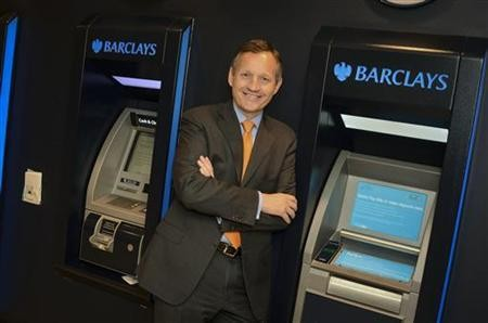 Barclays CEO Antony Jenkins: My BBC Guest Editor Stint is Not Self-Serving Twaddle (Photo: Reuters)