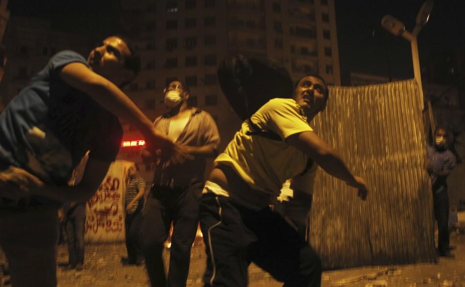 Cairo clashes