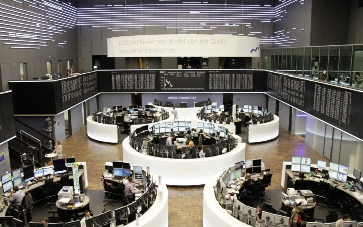 ZEW data pulls down European stock markets on 16 July
