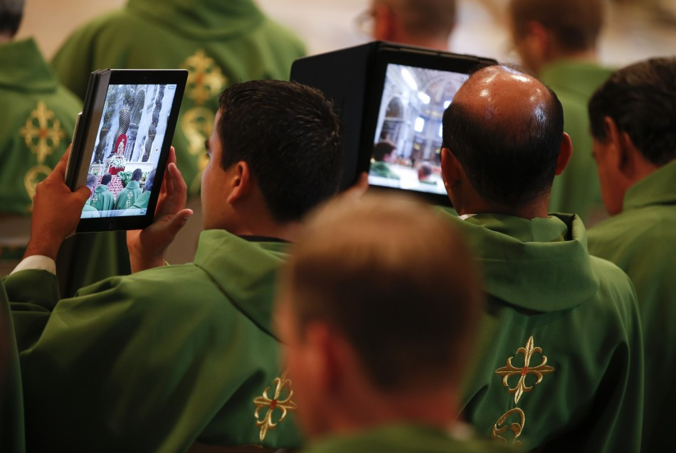 Pope Francis Twitter Rio WYF