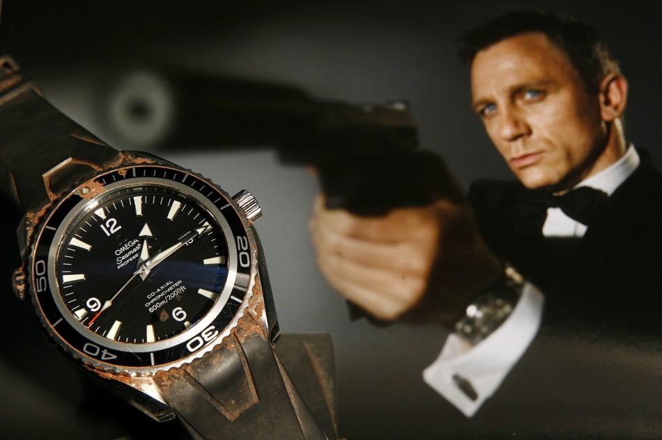 Declassified: CIA Copied James Bond 007 Gadgets Daniel Craig