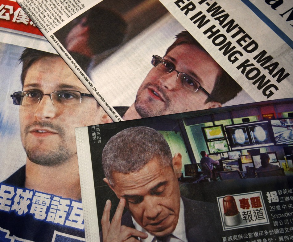 US Mounting Pressure on Russia over Snowden
