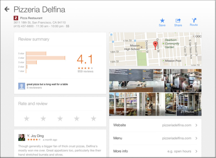 Revamped Google Maps 2.0 Releases in App Store: Supports iPad, Indoor Maps and Enhanced Navigation