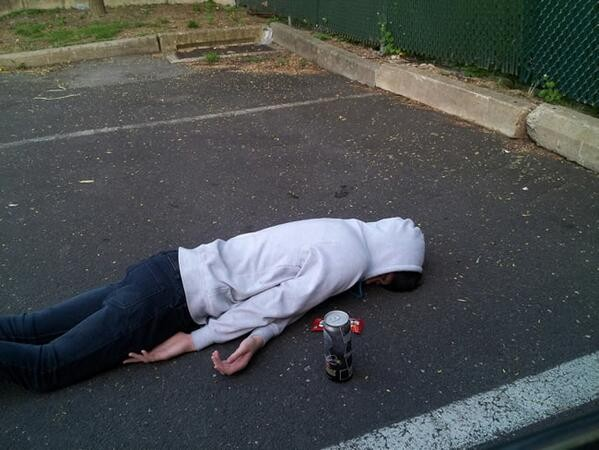 Trayvon Martin Death: Teenagers Re-enact Death for ...