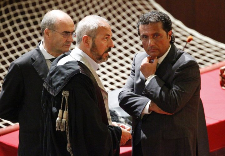 Francesco Schettino Trial