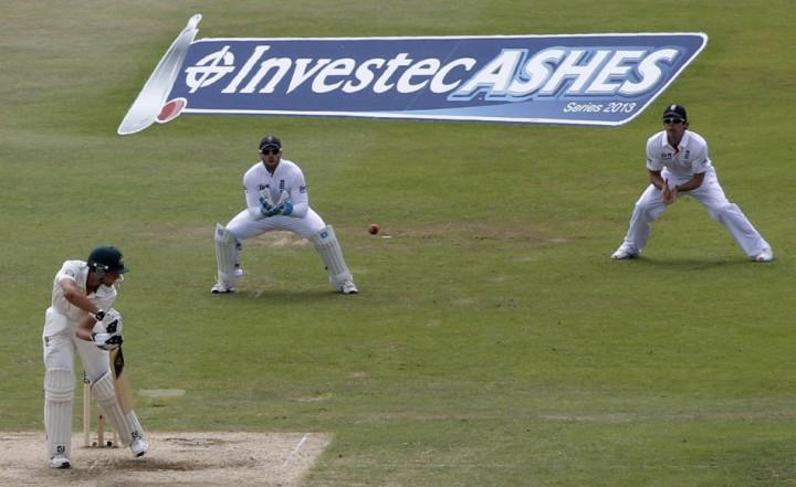 England v Australia, 1st Investec Ashes Test 2013