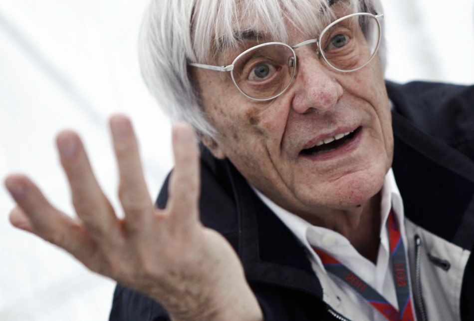 'Not guilty': Bernie Ecclestone