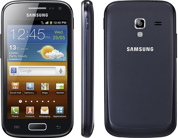 How to Root Galaxy Ace 2 on Official I8160XXMF2 Jelly Bean Firmware [TUTORIAL]