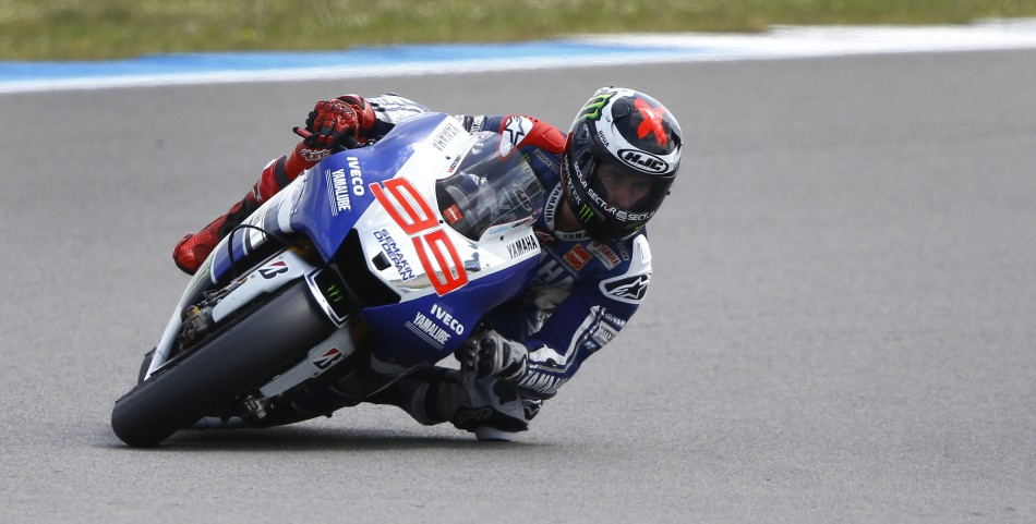 Jorge Lorenzo (Yamaha MotoGP)
