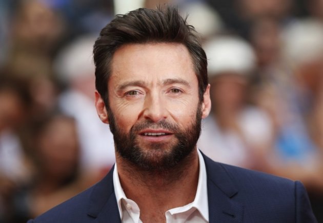 Jackman drew in $55m and was in the third place/Reuters