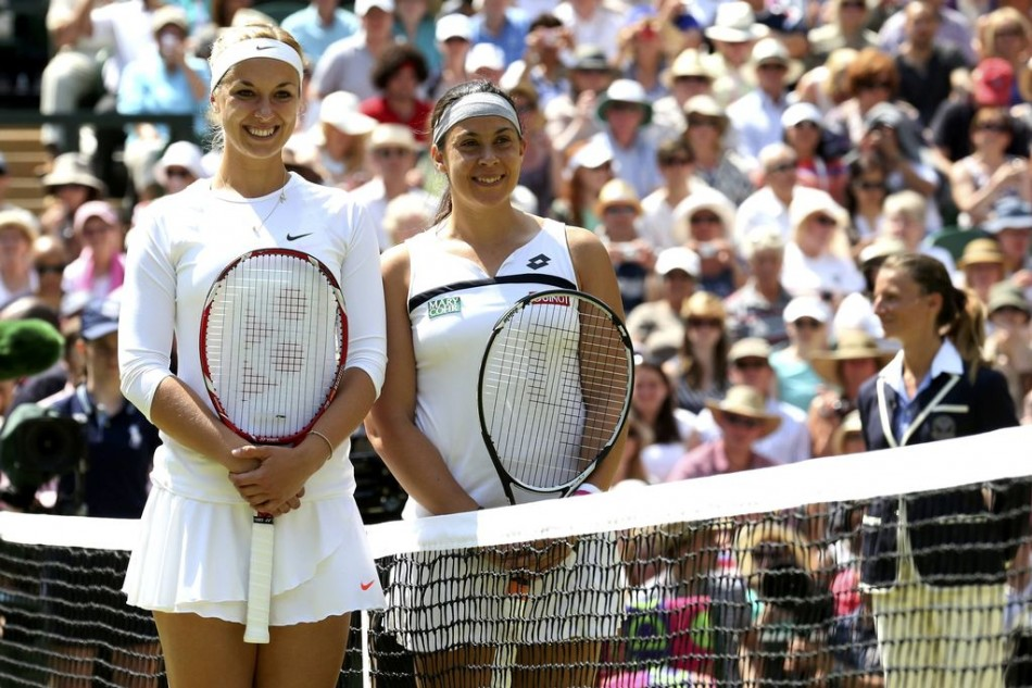 Wimbledon women's final