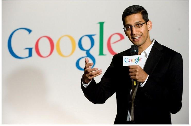 Sundar Pichai, Senior vice president of Android, Chrome and Google Apps (Courtesy: Pocket Lint)
