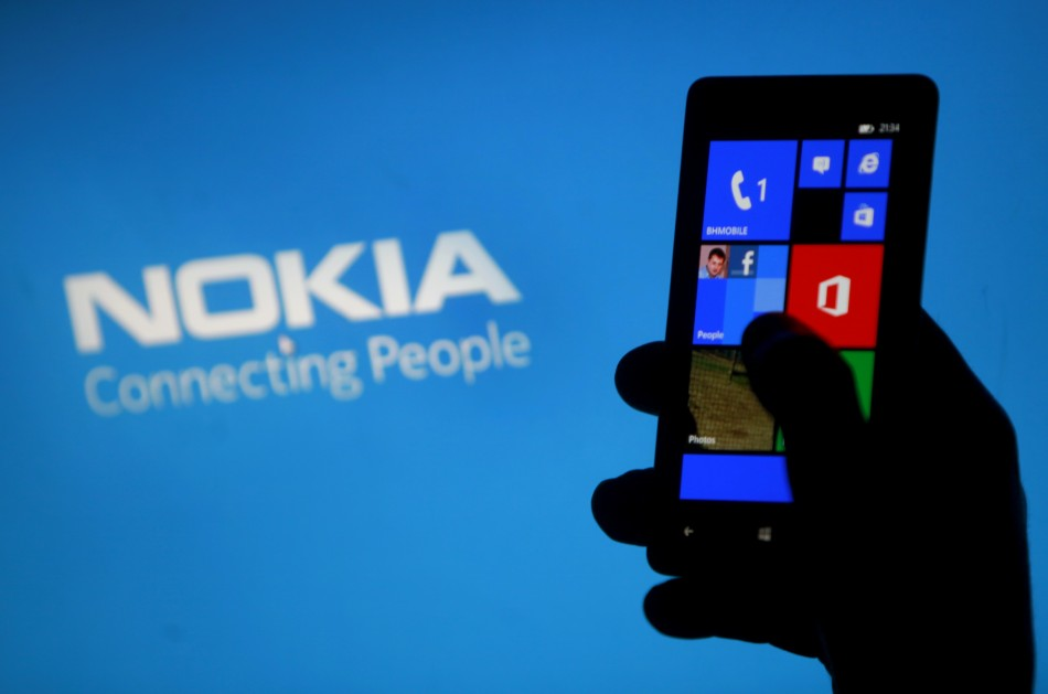 Nokia (Credit: Reuters)